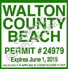 Beach Permit-1